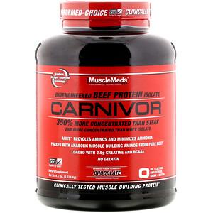 חלבון בקר מומלץ: MuscleMeds Carnivor