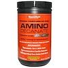 MuscleMeds, AminoDecanate, Профессиональная сила, Аминокислотная формула, Цитрусовый Лайм, 12,7 унций (360 г)
