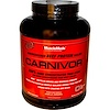 MuscleMeds, Carnivor, Bioengineered Beef Protein Isolate, Vanilla Caramel, 4.2 lbs (1904 g)