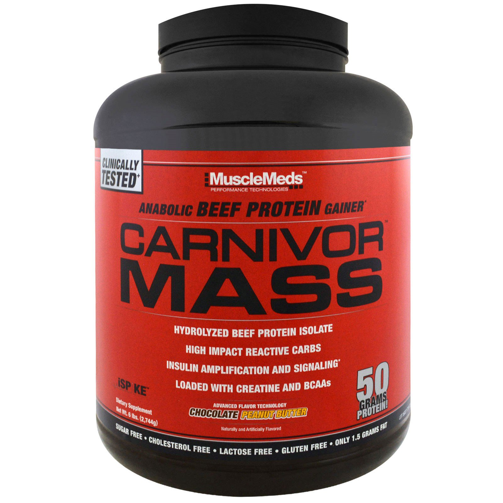 how to use carnivor mass