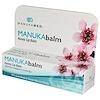 ManukaMed, MANUKABalm, Honey Lip Balm, 1/3 oz (10 g) (Discontinued Item)