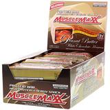 Батончики с сывороточным белком MuscleMaxx отзывы