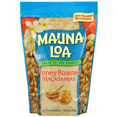 Купить Mauna Loa Honey Roasted Macadamias, 10 oz (283 g)