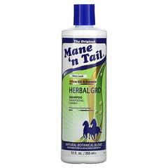 Mane 'n Tail, 草本洗髮水,12液體盎司(355毫升)