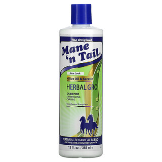 Mane 'n Tail, Herbal Gro Shampoo, 12 fl oz (355 ml)