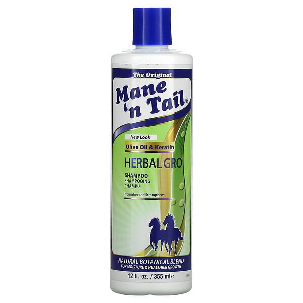 Herbal Gro Shampoo, 12 fl oz (355 ml)