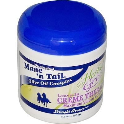 Купить Herbal Gro, Несмываемый крем для волос, 5, 5 унций (156 г)