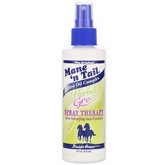 Mane 'n Tail, 草本深層保濕噴劑, 6 液體盎司 (178 毫升)