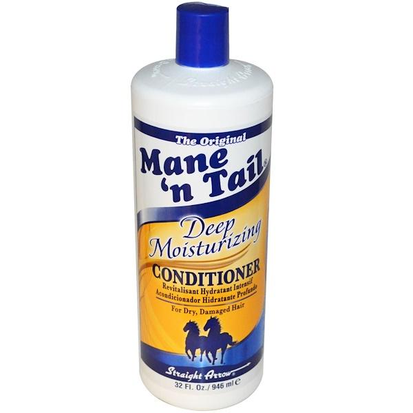 Mane 'n Tail, Conditioner, Deep Moisturizing, 32 fl oz (946 ml) (Discontinued Item)