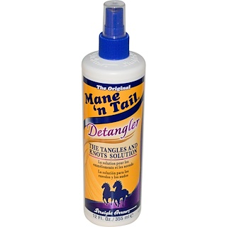 Mane 'n Tail, Detangler Spray, 12 fl oz (355 ml)