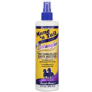 Мане н Таил, Detangler Spray, 12 fl oz (355 ml) отзывы покупателей