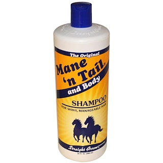 Mane 'n Tail, 앤드 바디 샴푸(And Body Shampoo), 32 fl oz (946 ml)