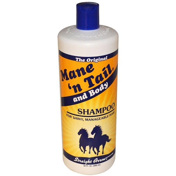 Mane 'n Tail, Shampoo And Body, 32 fl oz (946 ml)