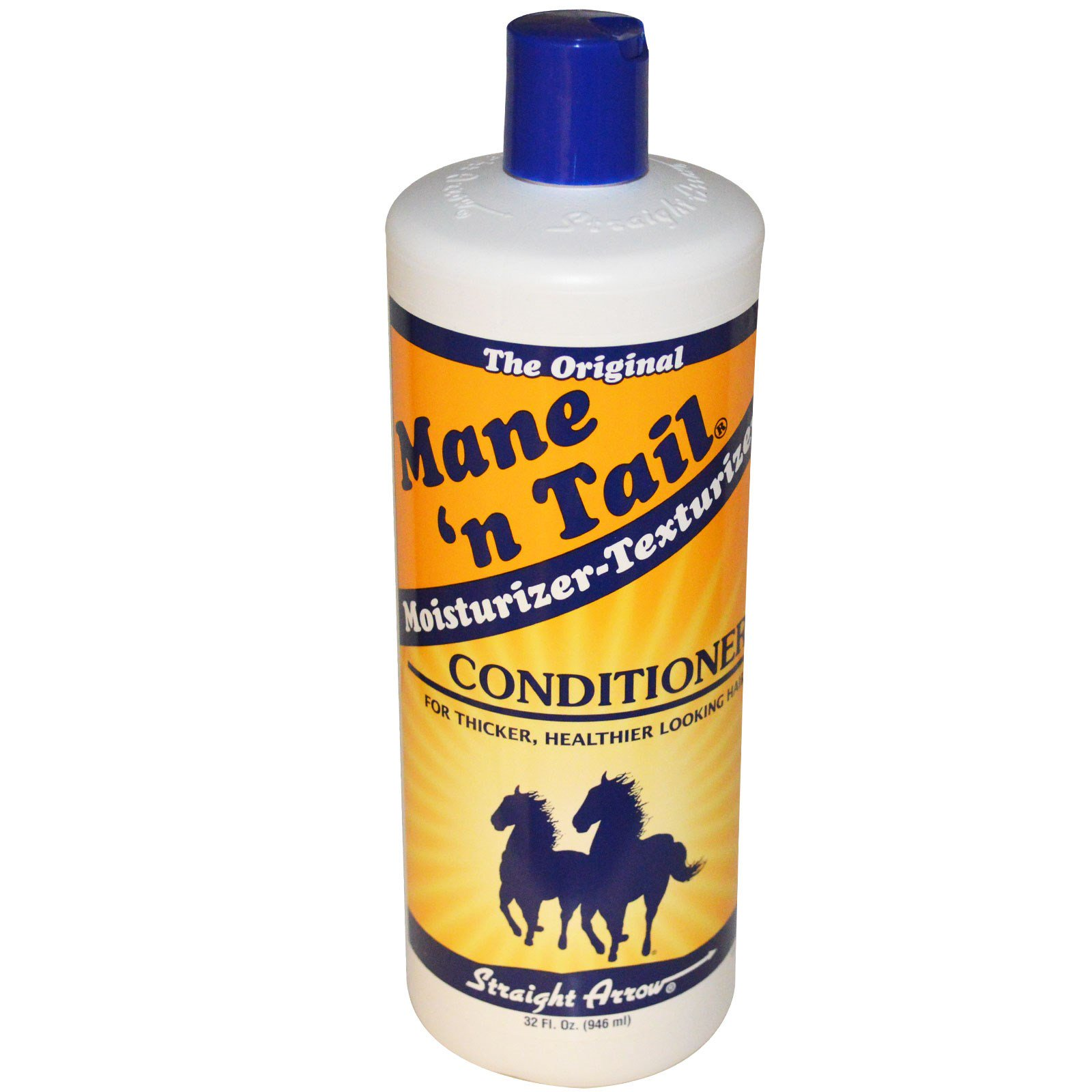 Mane 'n Tail, Кондиционер, Увлажнитель-текстуризатор, 32 жидких унций (946 мл)