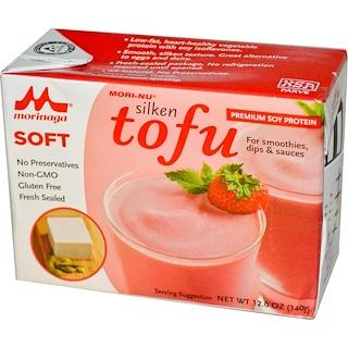 Mori-Nu, Silken Tofu, Soft, 12 oz (340 g)