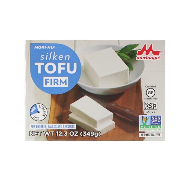 Mori-Nu, Silken Tofu, Firm, 12.3 oz (349 g)
