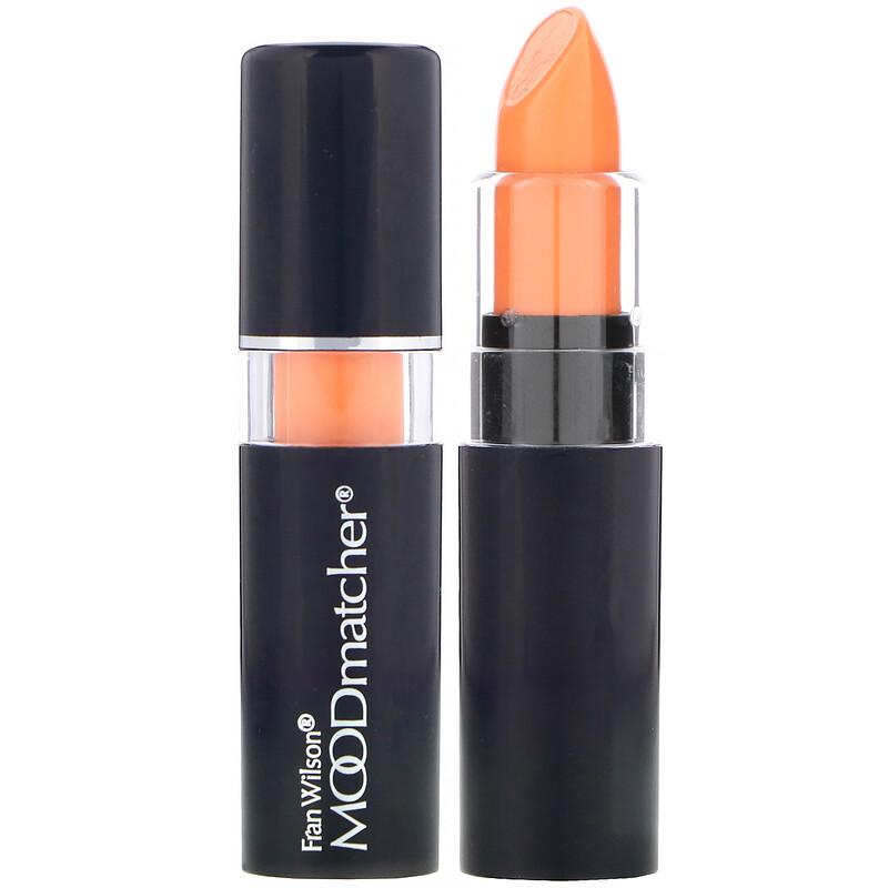 MOODmatcher, 唇膏,橙色,0.12 盎司(3.5 克)