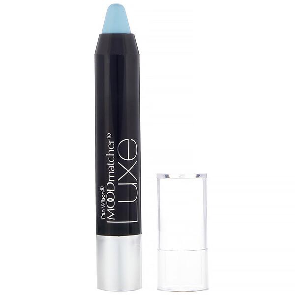 MOODmatcher, Twist Stick, Lip Color, Light Blue, 0.10 oz (2.9 g)
