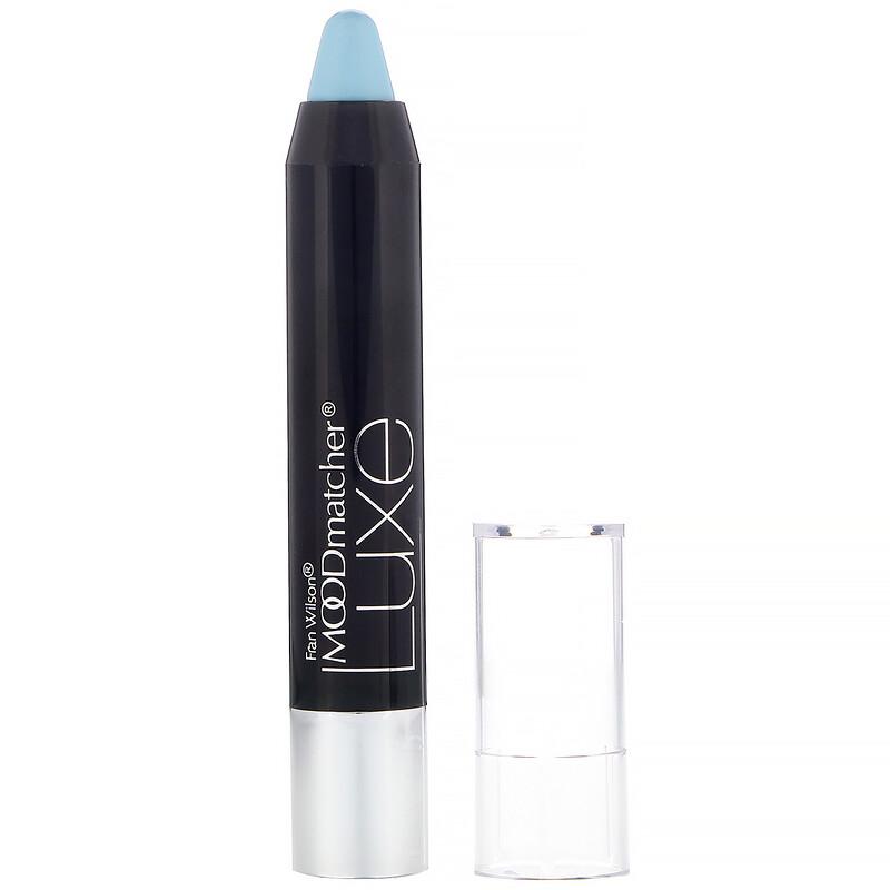 MOODmatcher, 變色口紅,淺藍色,0.10 盎司(2.9 克)