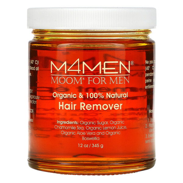 M4Men, Hair Remover, for Men, 12 oz (345 g)