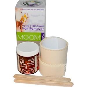 Мум, Organic Hair Remover Kit, With Lavender, Spa, 6 oz (170 g) отзывы покупателей