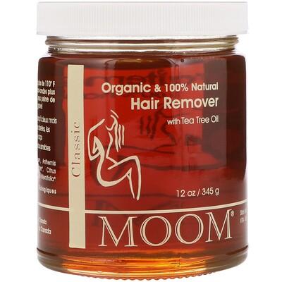 Купить Moom Средство для удаления волос с Маслом Чайного Дерева, 2 унции (345 г)