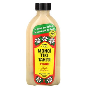 моной Тиаре Тахити, Coconut Oil, Tiare (Gardenia), 4 fl oz (120 ml) отзывы покупателей
