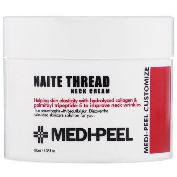 Medi-Peel, Naite Thread, Neck Cream, 3.38 fl oz (100 ml) (Discontinued Item)