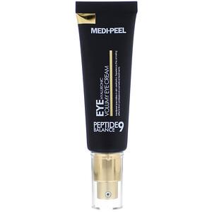 Medi-Peel, Peptide 9, Balance, Hyaluronic Volumy Eye Cream, 1.35 fl oz (40 ml) отзывы покупателей