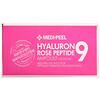Medi-Peel, Hyaluron Peptide 9, патчи для глаз, роза, 60шт.