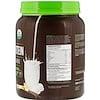 MusclePharm Natural, オーガニックプロテイン、植物由来、バニラ、1.25 lbs (567 g)