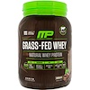 MusclePharm Natural, Grass-Fed Whey Protein, Chocolate, 2 lbs (910 g)