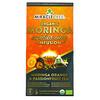 Miracle Tree, Organic Moringa Superfood Energy Infusion, Moringa Orange & Passionfruit Tea, 16 Bags, 1.01 oz (28.8 g)