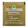 Miracle Tree, Moringa Organic Superfood Tea, Ginger, Caffeine Free, 25 Tea Bags, 1.32 oz (27.5 g)