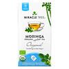 Miracle Tree, Moringa Organic Superfood Tea, Original, Caffeine Free, 25 Tea Bags, 1.32 oz (37.5 g)