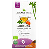 Miracle Tree, Moringa Organic Superfood Tea, Turmeric, Caffeine Free, 25 Tea Bags, 1.32 oz (37.5 g)