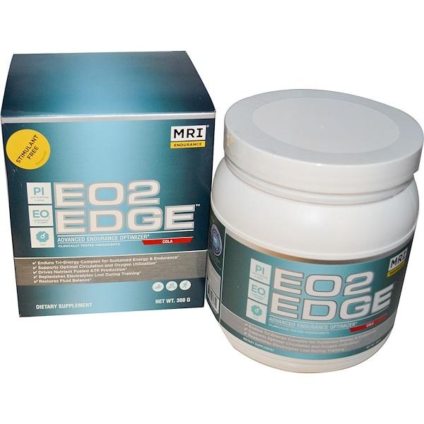 MRI, EO2 Edge, Advanced Endurance Optimizer, Cola, 300 g (Discontinued Item)