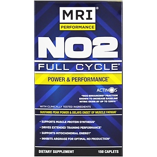 MRI, MRI Performance, NO2 Full Cycle, 150 Caplets