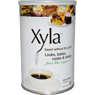 Xyla, Just Like Sugar, 2 lb (908 g)