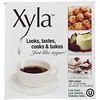 Xyla, ¡Igual que el azúcar!, 100 paquetes, 4 g cada uno