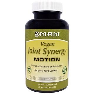 MRM, Vegan Joint Synergy, Motion, 60 Vegan Caps