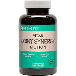 MRM, Vegan Joint Synergy, Motion, 60 Vegan Capsules