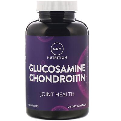 Купить Nutrition, глюкозамин хондроитин, 180капсул