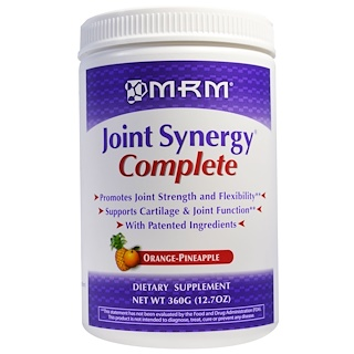 MRM, Joint Synergy Complete, Orange-Pineapple , 12.7 oz (360 g)