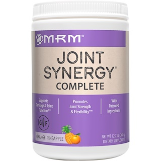 MRM, Joint Synergy Complete, Orange-Pineapple, 12.7 oz (360 g)