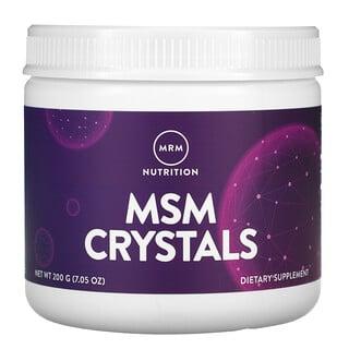 MRM, MSM Crystals, 1,000 mg, 7.05 oz (200 g)