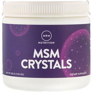 МРМ, MSM Crystals, 1,000 mg, 7.05 oz (200 g) отзывы