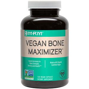 МРМ, Vegan Bone Maximizer, 120 Vegan Capsules отзывы