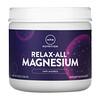 MRM, Relax-All 鎂,原味,8 盎司(226 克)