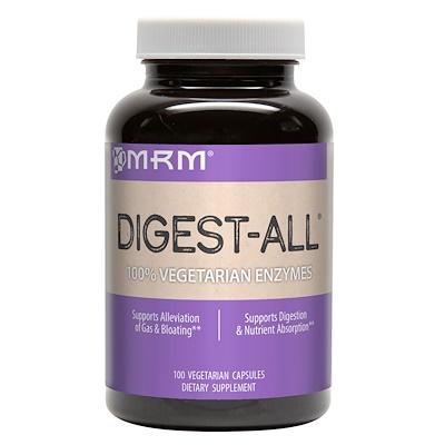 Купить Digest-All, 100 вегетарианских капсул